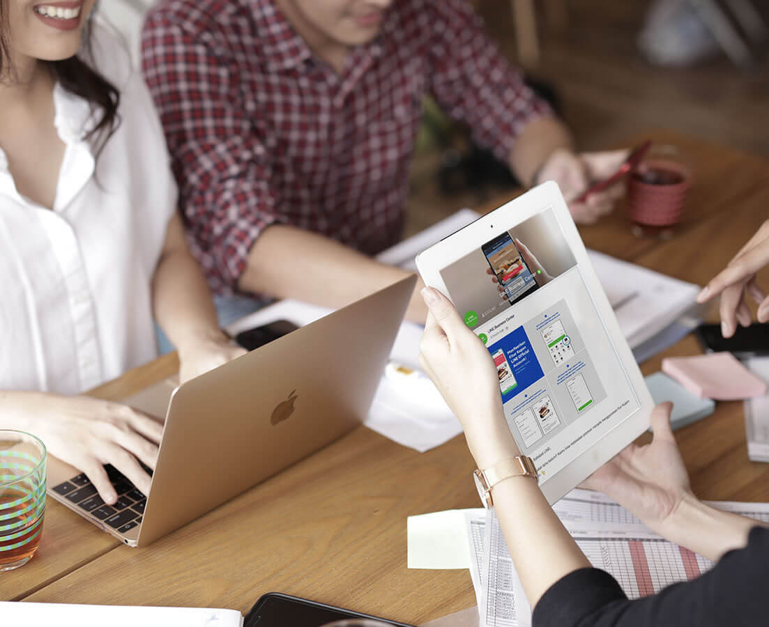 LINE for Business Pecahkan Tantangan Bisnis Anda melalui Solusi Pemasaran Menyeluruh